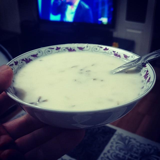 instagram - bulama çorbası - yozgat yemekleri