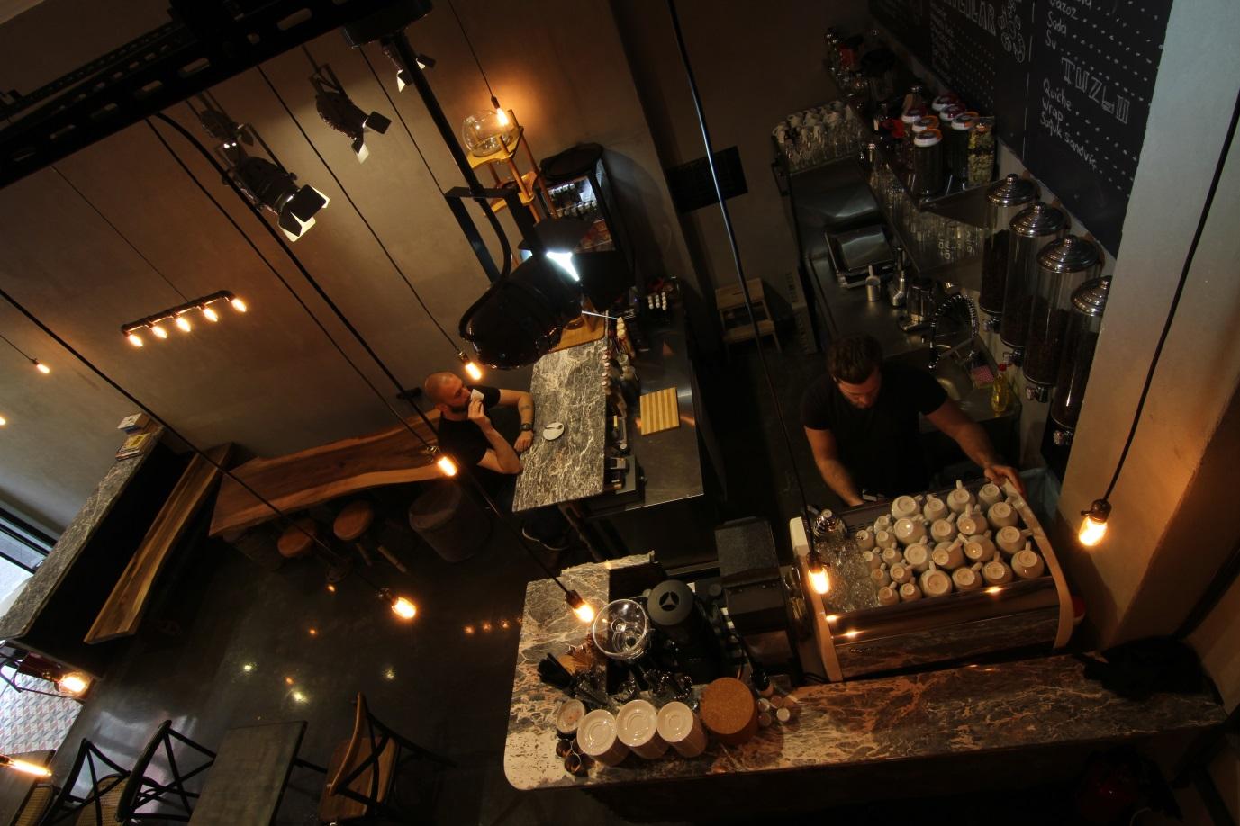 kahvecandir - dört kadıköy