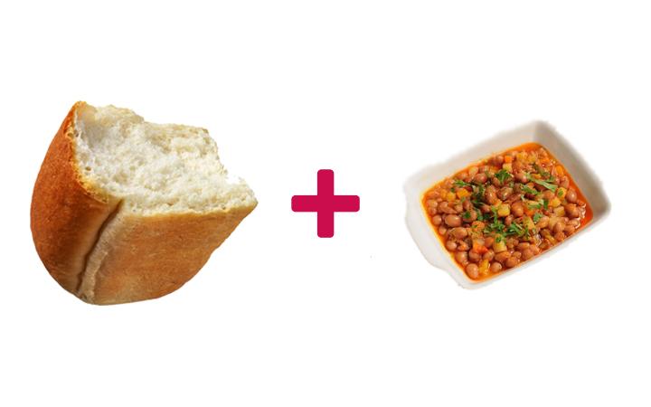 ekmek arası barbunya