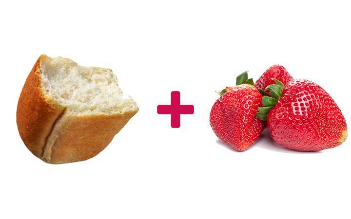 ekmek arası çilek
