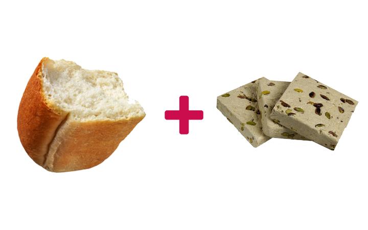 ekmek arası helva