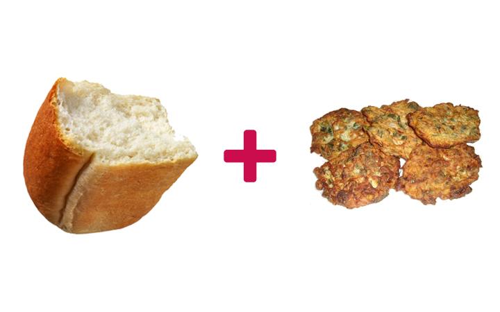 ekmek arası mücver
