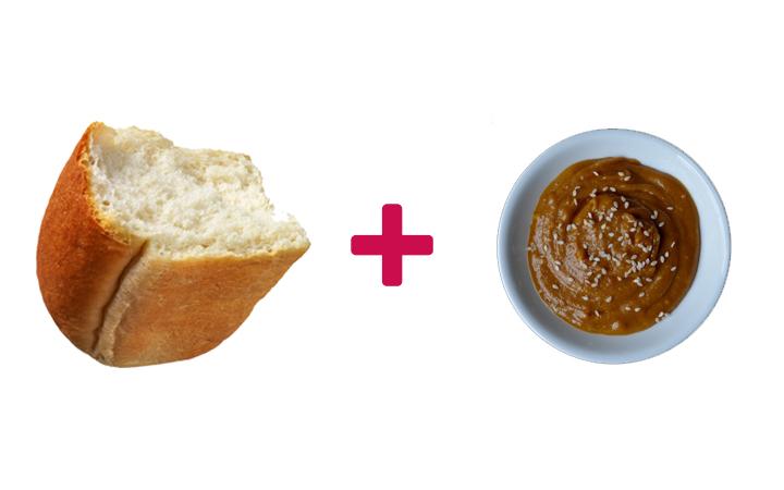 ekmek arası tahin pekmez