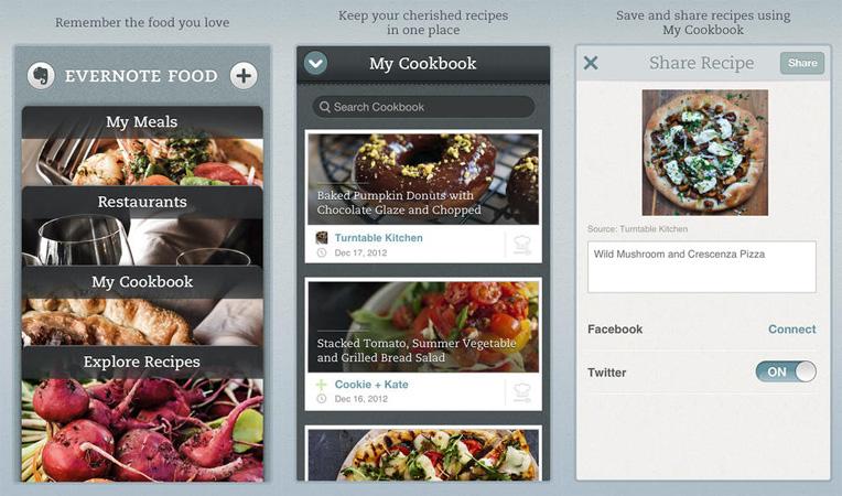 evernote-food-ucretsiz-yiyecek-icecek-uygulamasi-indir