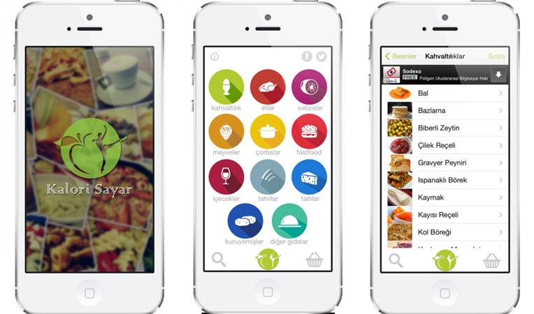 kalorisayar-ucretsiz-yiyecek-icecek-uygulamasi-indir