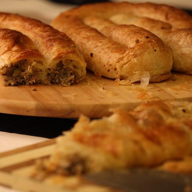 instagram - kol böreği - yüz kızartan yiyecekler