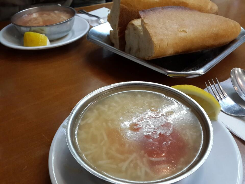 foursquare - lades - istanbul'daki çorbacılar
