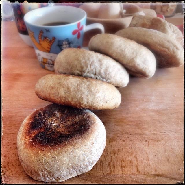 instagram - mayalı bazlama - yozgat yemekleri