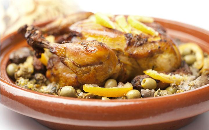Moroccan Chicken Tarifi