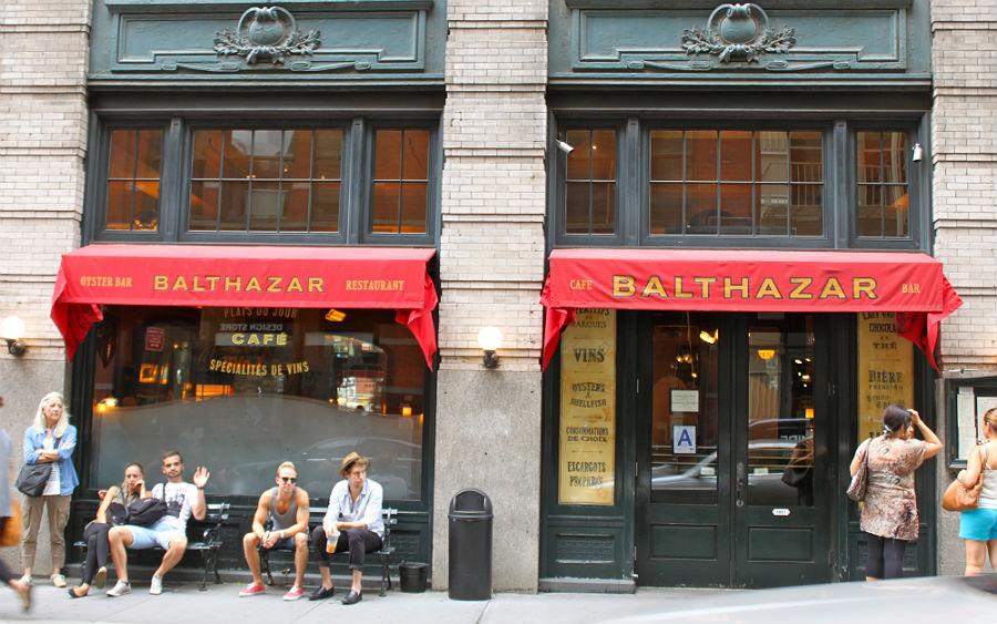 inthedoorway - new york'ta gidilmesi gereken yerler: balthazar