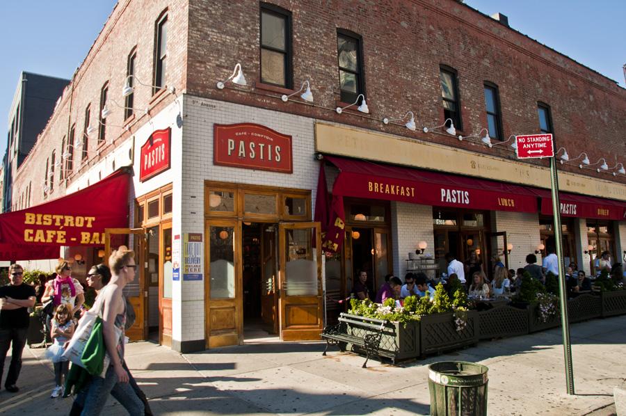 seanogle - new york'ta gidilmesi gereken yerler: pastis