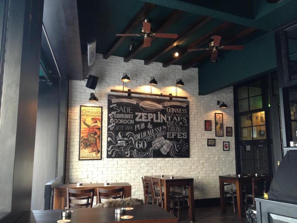 facebook - zeplin pub - iş çıkışı mekanları