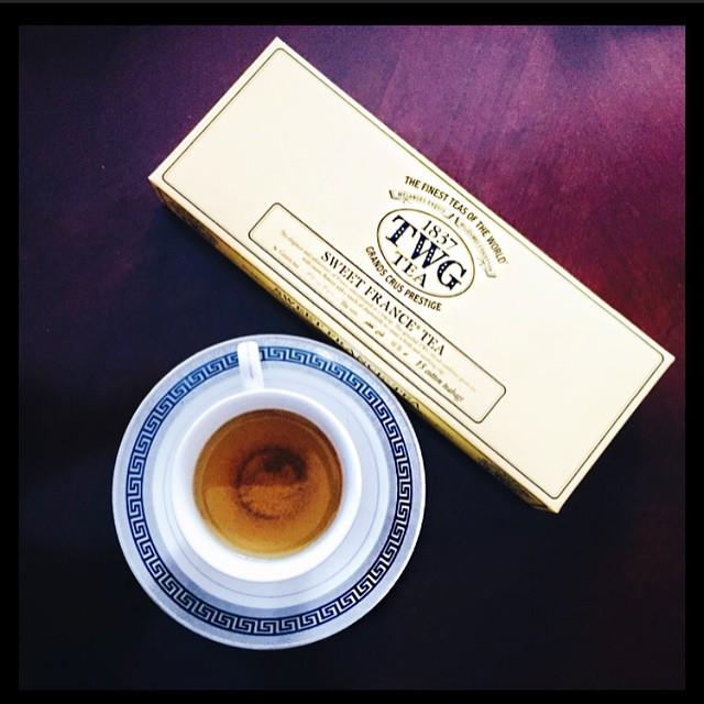 instagram - fransız çayı