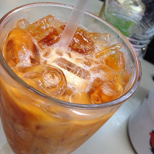 instagram - tayland çayı