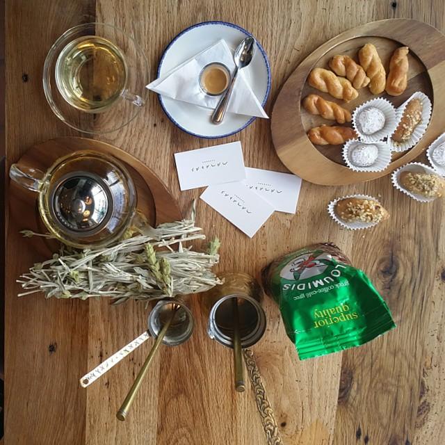 instagram - yunan çayı