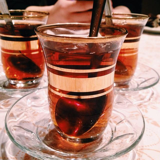 instagram - arnavut - gürcü çayı