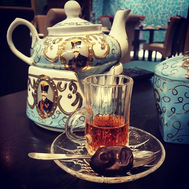 instagram - iran çayı