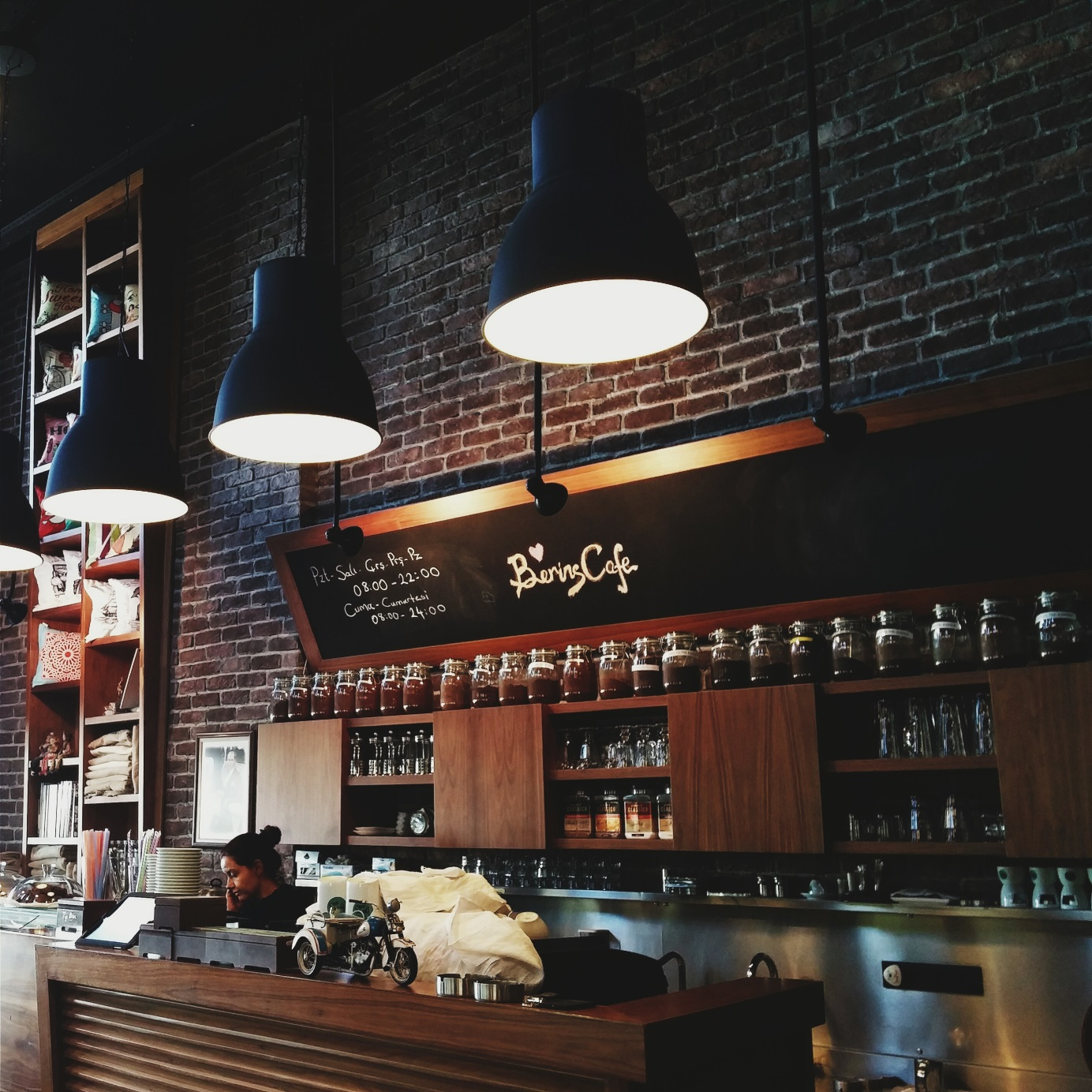 Ankara Berins Cafe