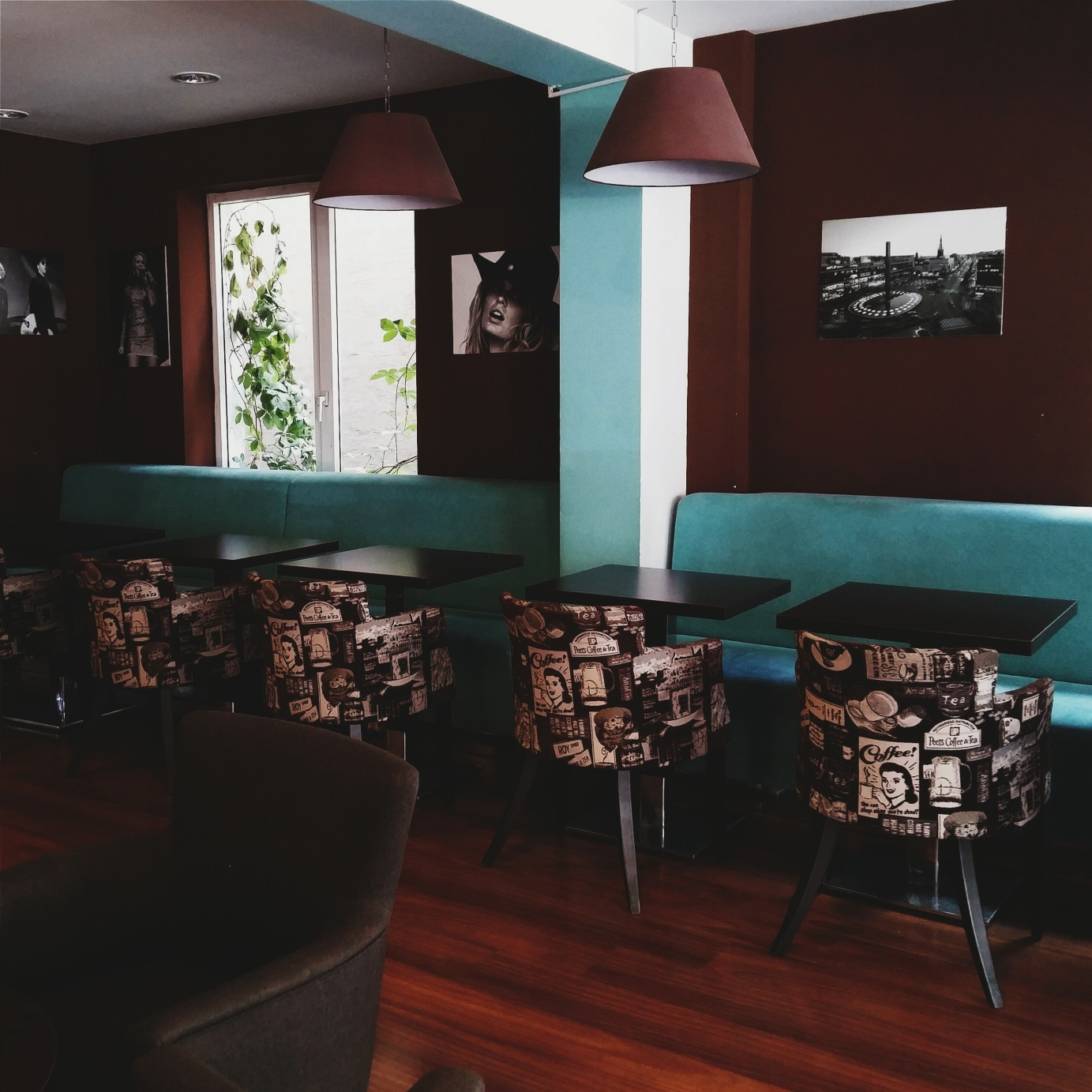 Ankara Cafe Stockholm