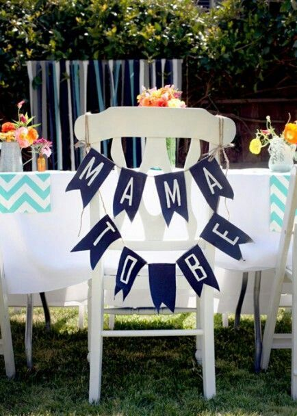 pinterest - baby shower dekorasyonu