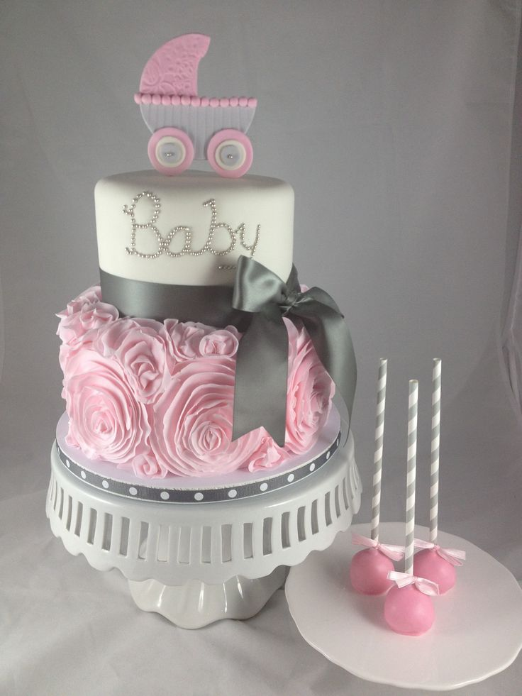 totallyloveit - baby shower pastası