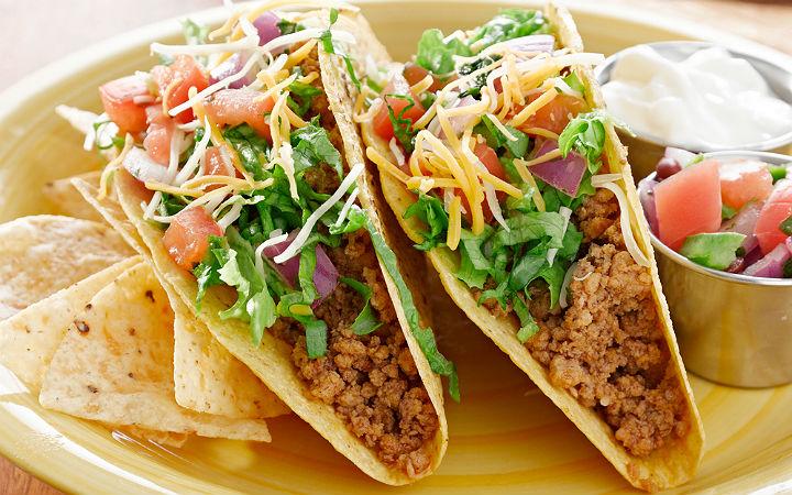 Etli Taco Tarifi