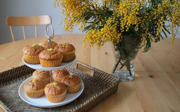 Haşhaşlı Limonlu Muffin Tarifi