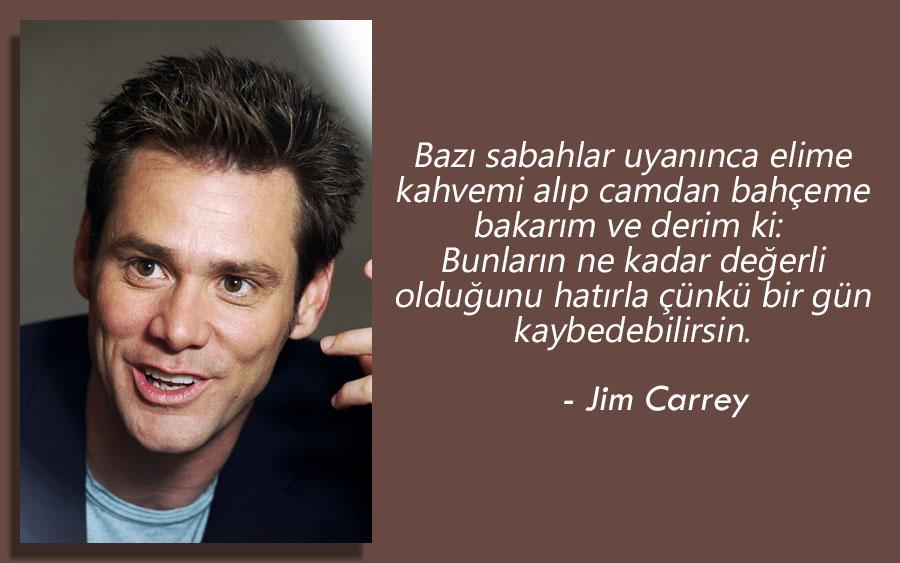 jimcarrey - kahve sözleri