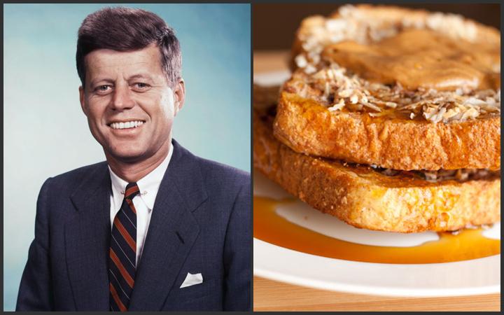 john-f-kennedy-son-yemek