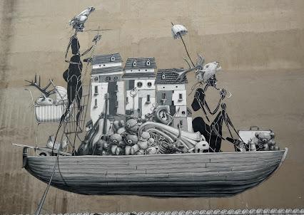 googleplus - sokak sanatı keşfi