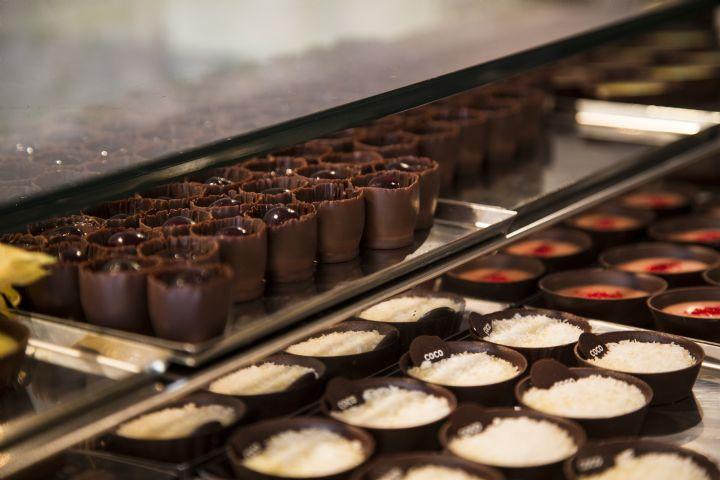 hadigit - çikolata dükkanları