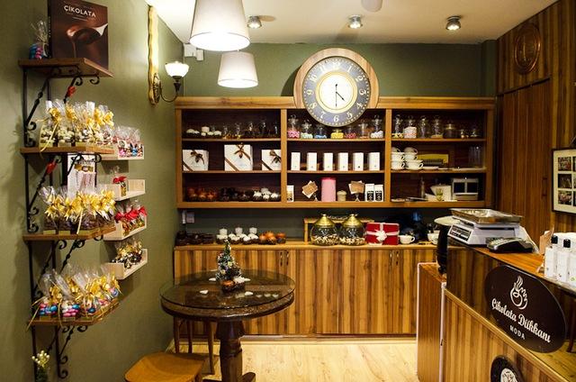 theguideistanbul - çikolata dükkanları