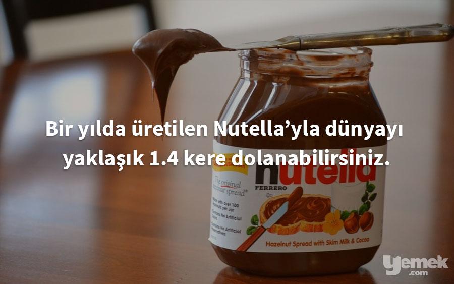 ntv - nutella - yiyecekler hakkında bilgiler
