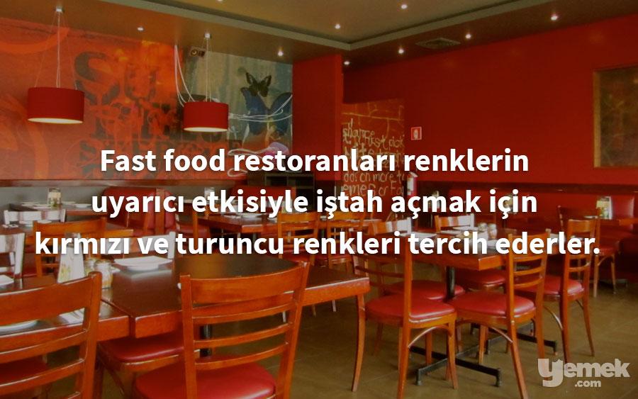 isastudentblog - fast food - yiyecekler hakkında bilgiler