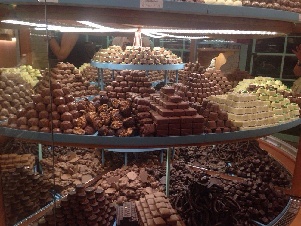 yelp - çikolata dükkanları