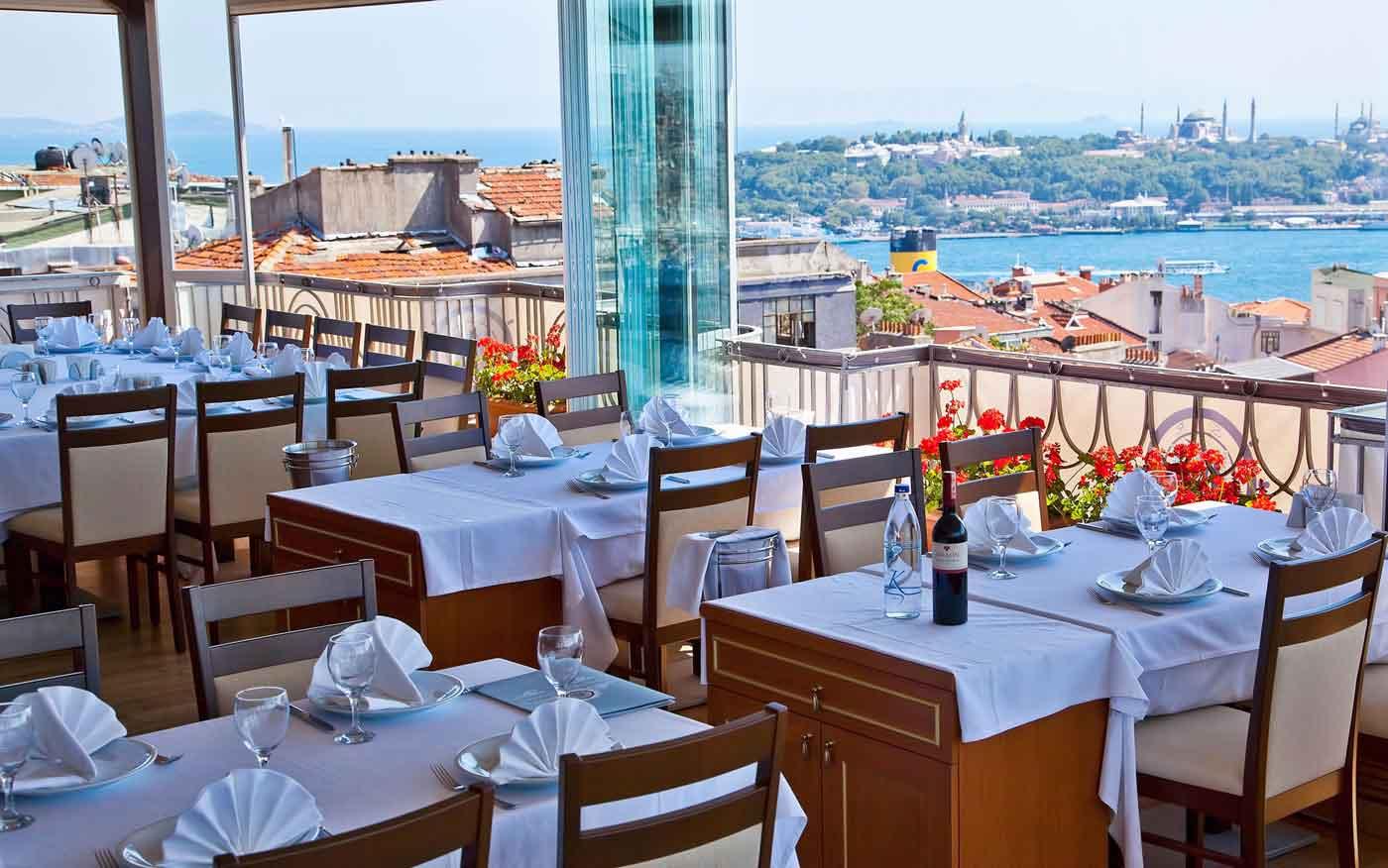 istanbul hotels - sevgililer günü mekanları