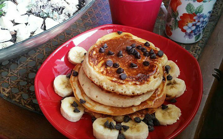 Tam Tahıllı Pancake Tarifi