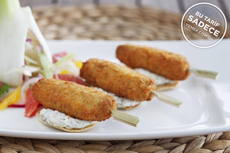 Tapasuma Restaurant Anasonlu Balık Çıtırları Tarifi