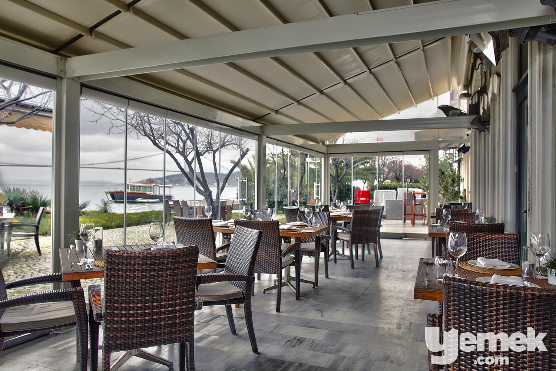 Tapasuma Restaurant Kış Bahçesi
