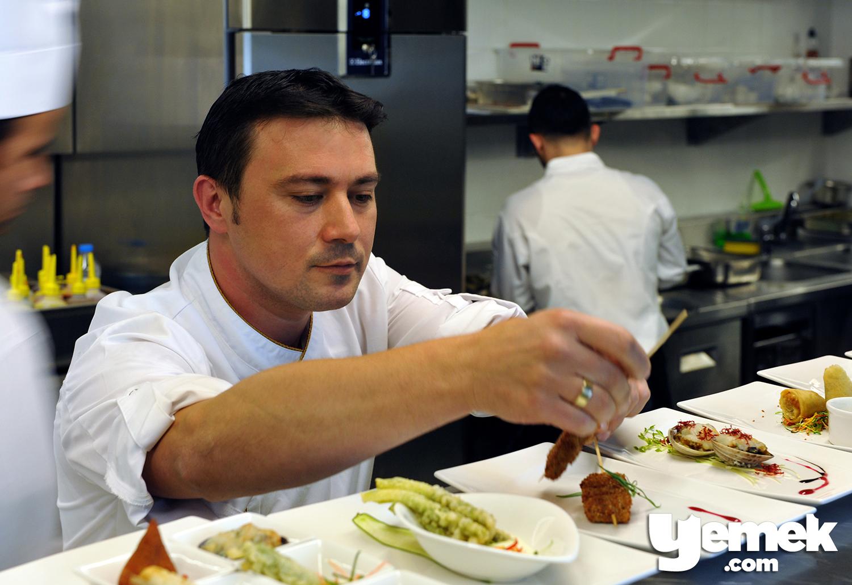 Tapasuma Restaurant Şefi Gökay Çakıroğlu