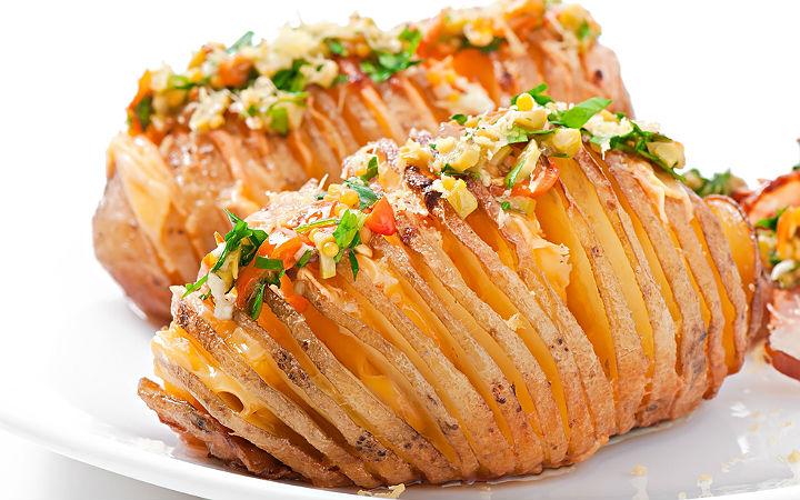 Yaprak Patates Tarifi