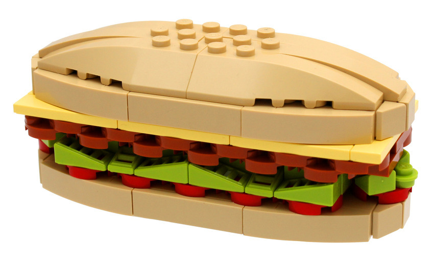 pleyworld - lego sandvic