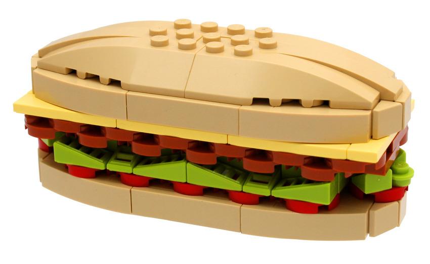 pleyworld - lego sandvic
