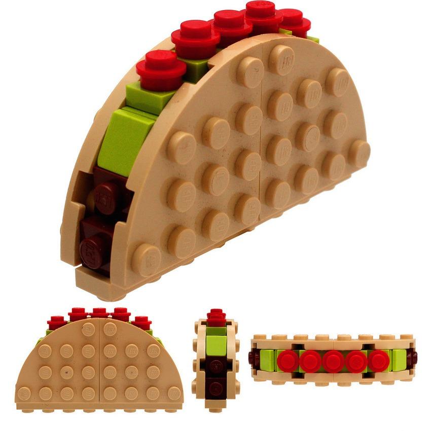 pleyworld - lego taco
