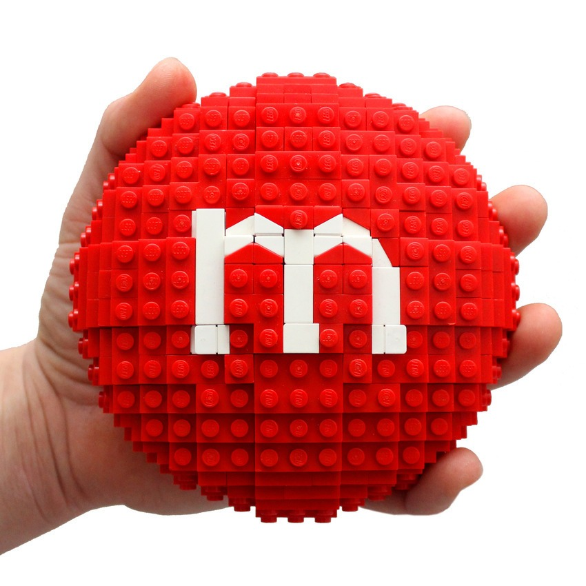 pleyworld - lego m&m