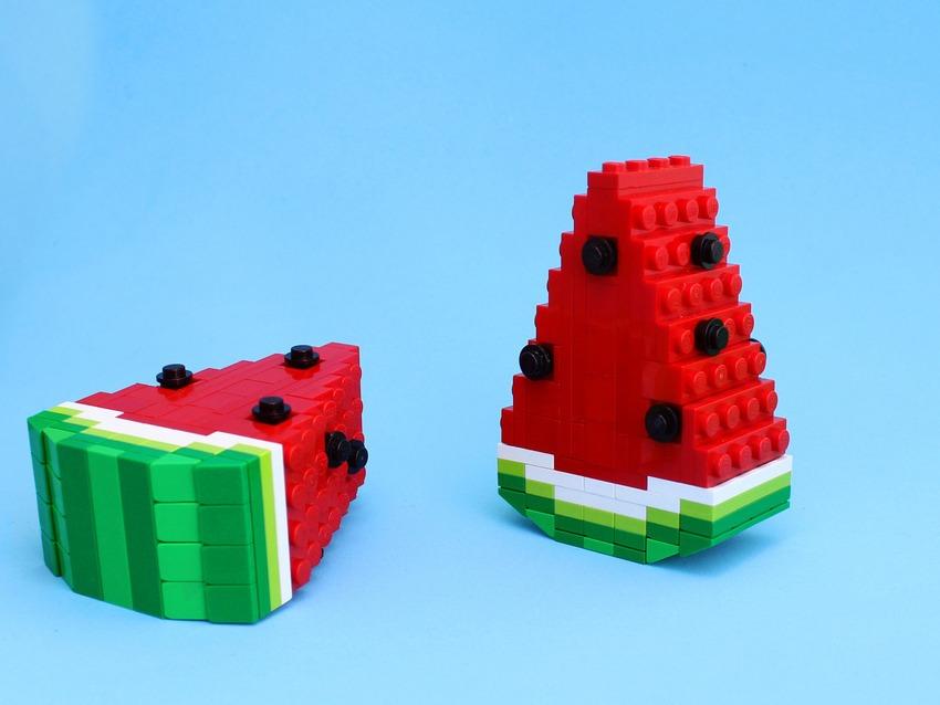 pleyworld - lego karpuz