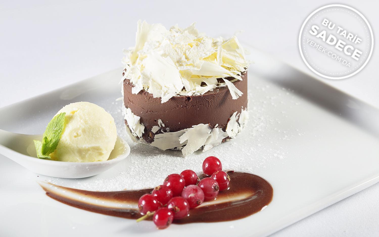 A'jia Çikolatalı Tart Tarifi