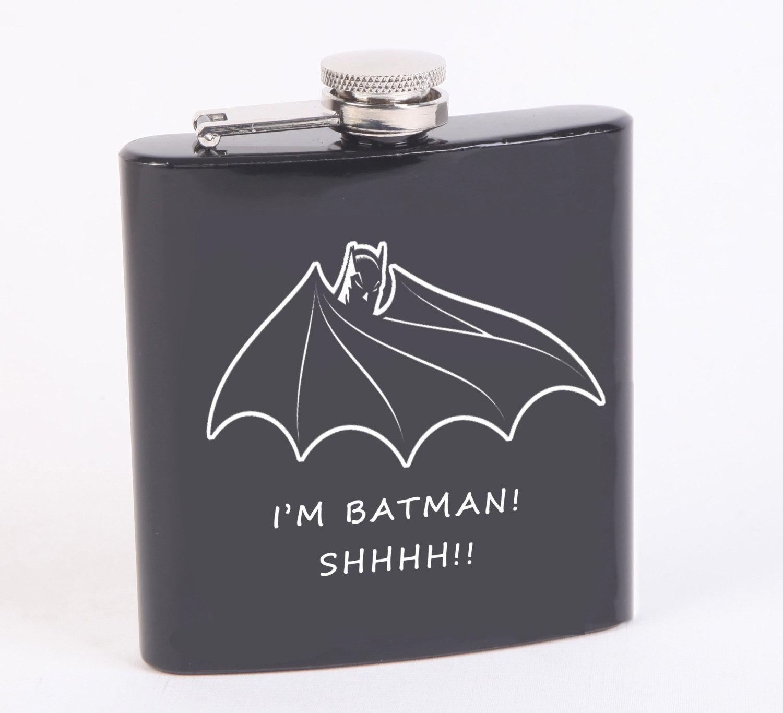 etsy - batman matara