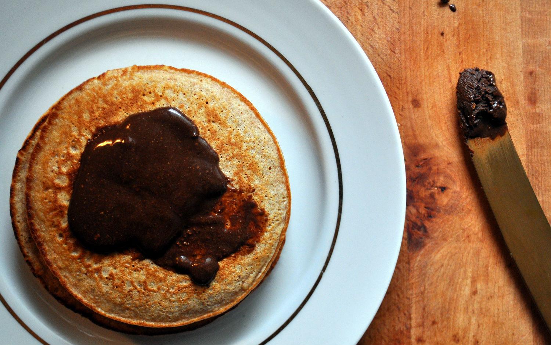 Bol Tahıllı Pancake Tarifi