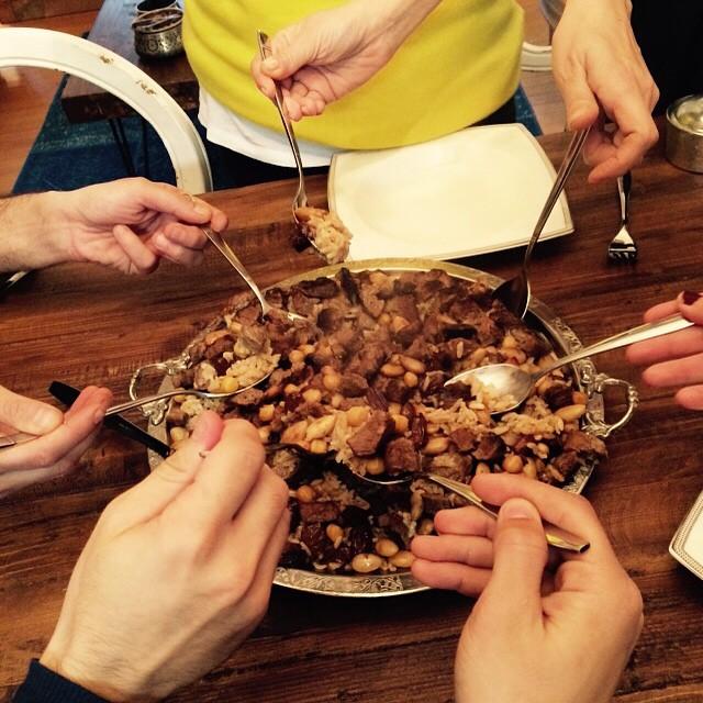 websta - divriği pilavı - sivas yemekleri
